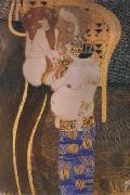 Gustav Klimt Beethoven Frieze (mk20) oil painting reproduction
